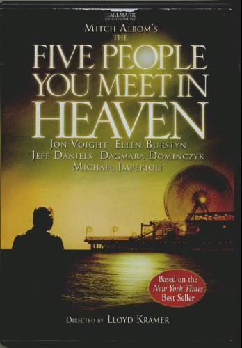 Five people you meet in heaven