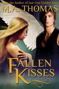Fallen Kisses Cover