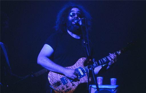 Grateful Dead - Jerry Garcia