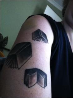 Kylie tattoo