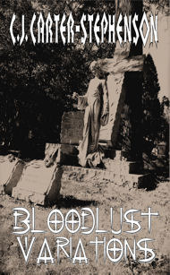 'Bloodlust Variations' front cover