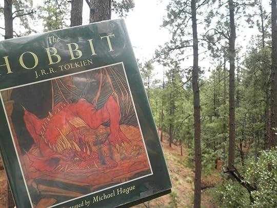 The Hobbit appears in Prescott, AZ