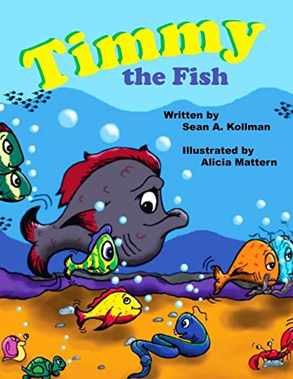 Timmy the Fish