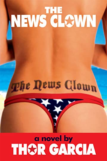 The NEWS CLOWN cover.