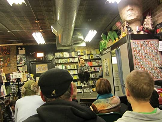 A Greater Monster release party pic4