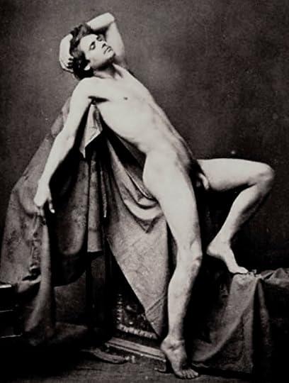 Victorian male nude