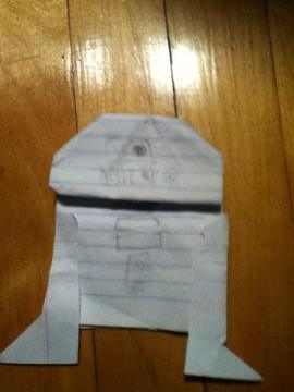 template for r2d2 helmet homemade - Yahoo Search Results | Star ... | 360x270