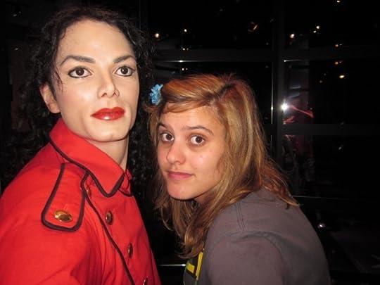 Skye and Michael Jackson
