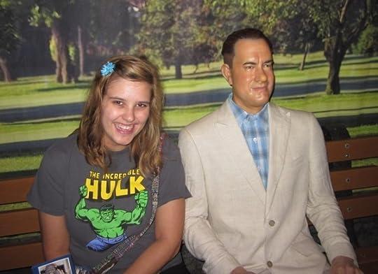Skye and Tom Hanks