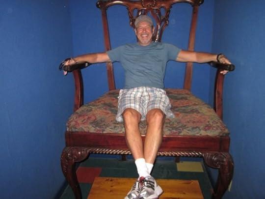 Robert McCammon big chair
