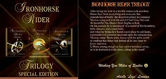 Iron Horse Rider Two (Iron Horse Rider Trilogy Book 2)