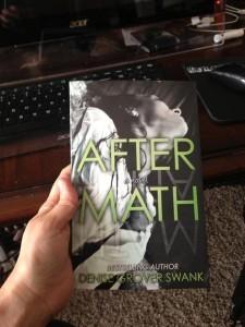 AFTER MATH PRINT BOOK