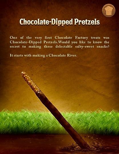 chocolate-pretzels-river