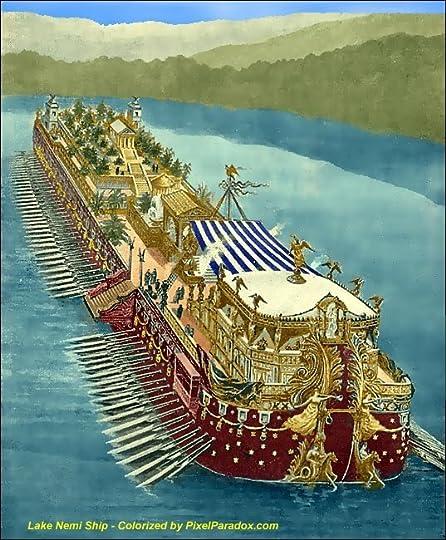 syracuse roman ship - photo#8