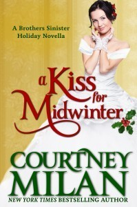 A Kiss for Midwinter cover