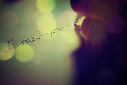 i need you by spongysponge d30ogqr