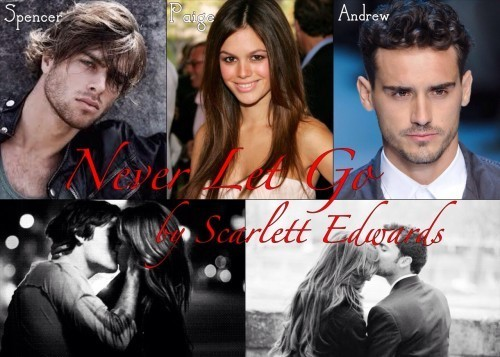 Never Let Go by Scarlett Edwards
