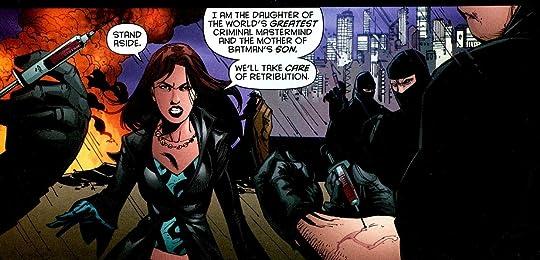 Batman: R I P  by Grant Morrison
