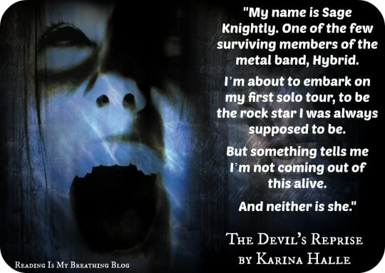 The Devil's Reprise (Devils, #2) by Karina Halle