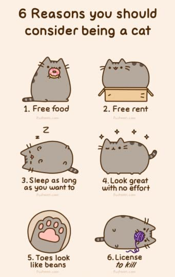 Seriously, If Youu0027re Having A Bad Day, Read I Am Pusheen The Cat. Itu0027s  Possibly One Of The Most Adorable Books Iu0027ve Ever Read.