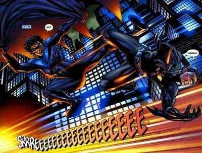 Batman battle for the cowl by tony s daniel tony daniel on the other hand is interested in telling a chaotic and engrossing action story in this first issue which is told mostly from robins point fandeluxe Image collections