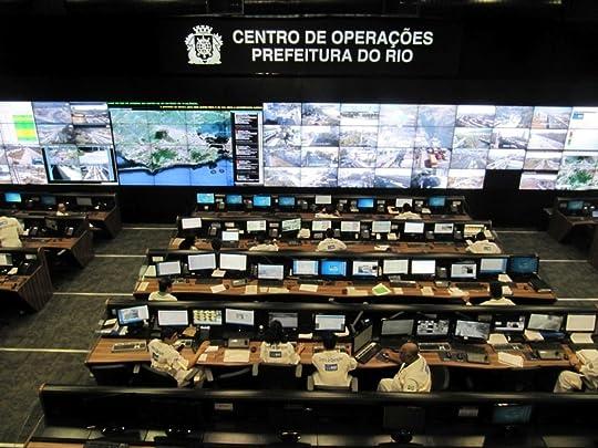 Rio Control Center