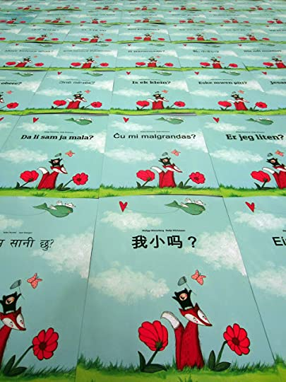 Childrens Picture Book English-Croatian Bilingual Edition Am I small Da li sam ja mala?