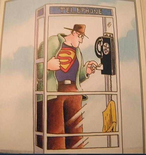 Superman needs change
