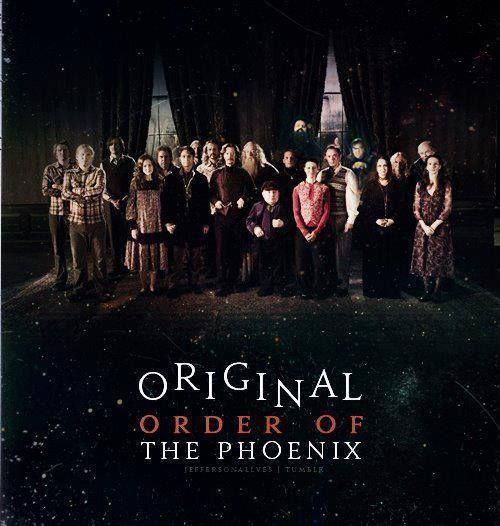 The Original Order of the Phoenix
