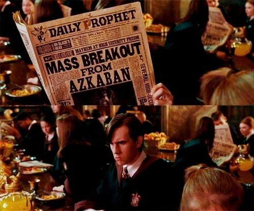 Mass Breakout from Azkaban