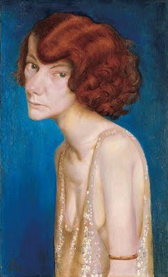photo 1931OttoDixGermanExpressionistpainter1891-1969WomanwithRedHair_zps57891aba.jpg