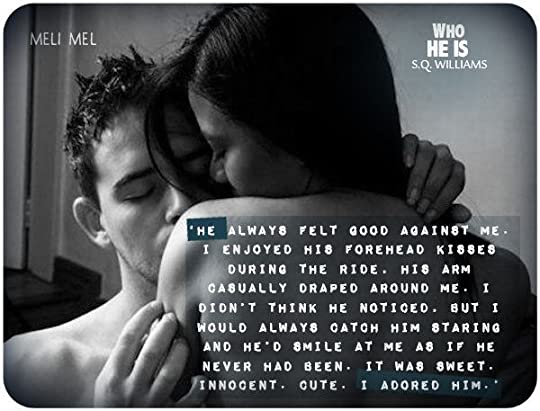 Who He Is (FireNine, #1) by S Q  Williams