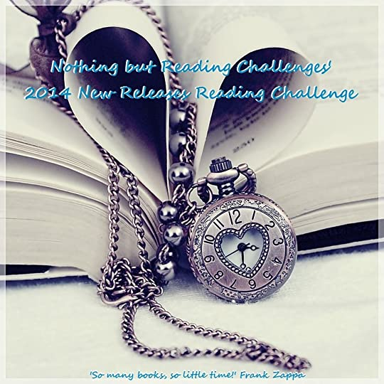 Nothing But Reading Challenges Challenge Theme New Releases 2014