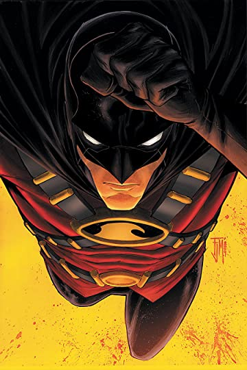 Red robin vol 1 the grail by christopher yost ross for his classic graphic novel kingdom come interestingly enough in that book dick grayson was red robin and off to find the batman tim went fandeluxe Images