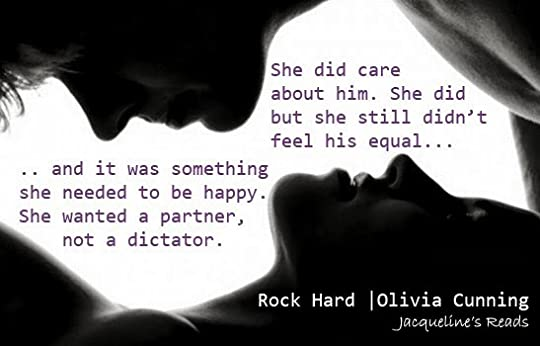 Rock Hard (Sinners on Tour, #2) by Olivia Cunning