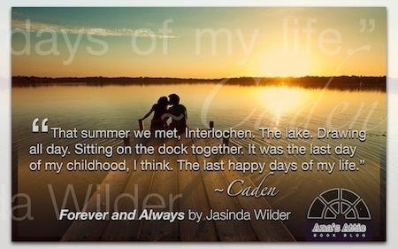 Forever and Always Jasinda Wilder