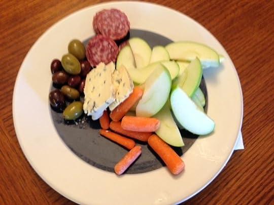 Nightrunner Lunch