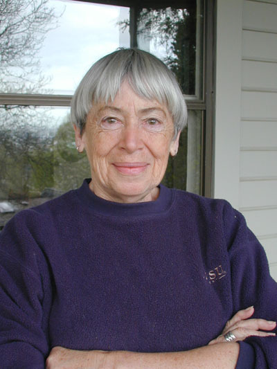 ursula le guin s the ones who At the very least, stories like the ones told by le guin highlight the inseparability of culture and capitalism a long time back, on a northbound nj transit train, i saw a poster for an upcoming sci-fi channel miniseries based on le guin's earthsea books.