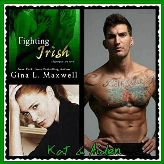 Fighting For Irish Fighting For Love 3 By Gina L Maxwell