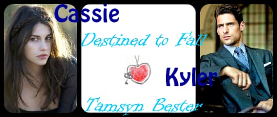 Destined to fall by tamsyn bester layers of emotional depth while it had a slight fantasy cinderella edge to it it still kept me smiling and rooting for cassie and kyler fandeluxe Images