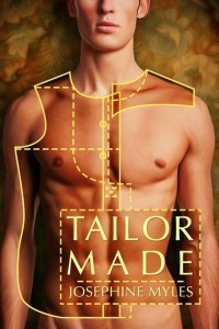 Tailor Made cover - art by Lou Harper