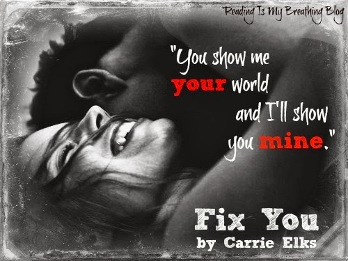 8521827g fix you is a love story about overcoming hardships and facing consequences of your mistakes a love story that will touch your heart and stay with you fandeluxe Choice Image