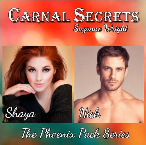 Carnal Secrets The Phoenix Pack 3 By Suzanne Wright