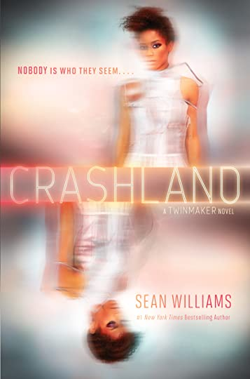 Crashland US cover
