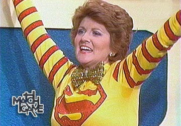 Fannie Flagg on Match Game