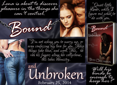Bound and Unbroken Teaser 6