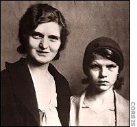 Nan Britton With Daughter