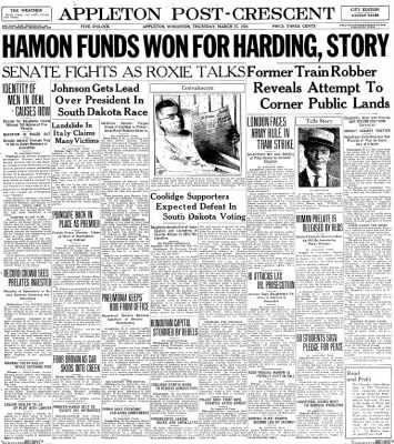 The Teapot Dome Scandal How Big Oil Bought The Harding White House