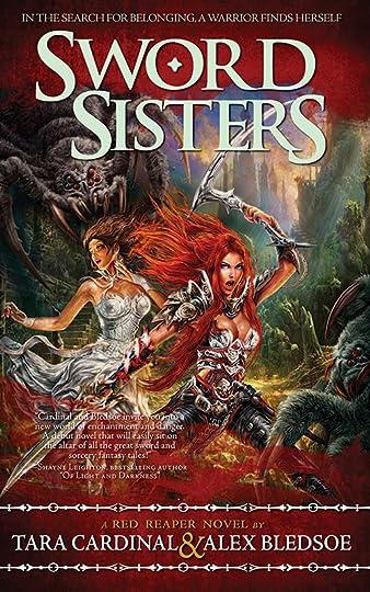 Sword Sisters Book cover