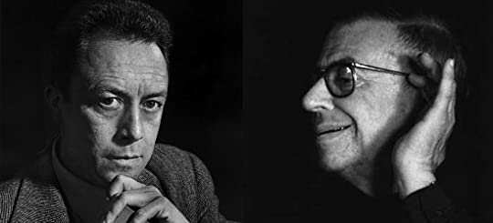 lyrical and critical essays by albert camus before ever meeting sartre in person camus reviewed his first two books in alger republicain in 1938 and 1939 respectively